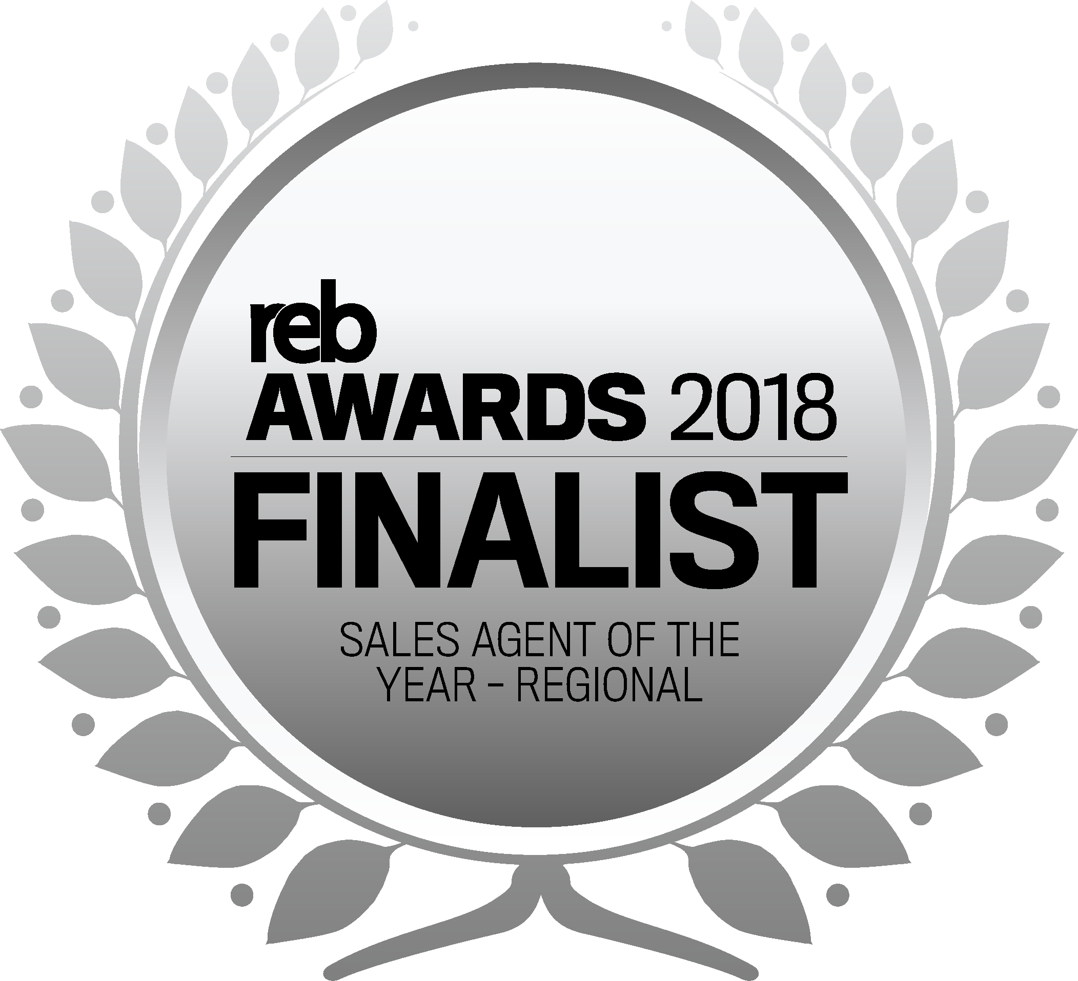 Sales Agent of the Year - Regional